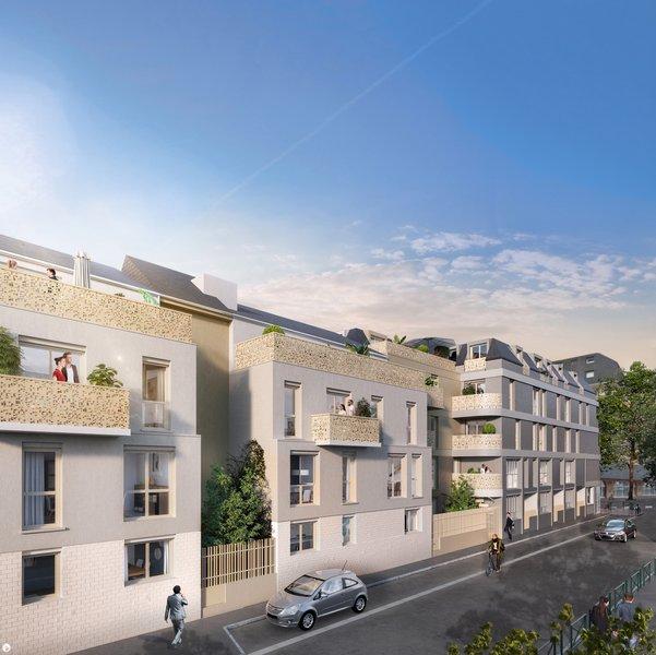 Appartements neufs Alfortville - Amplitude