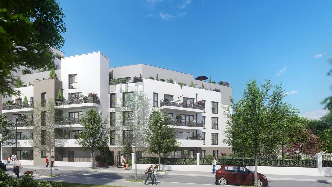 Appartements neufs Champigny-sur-marne - Green Park