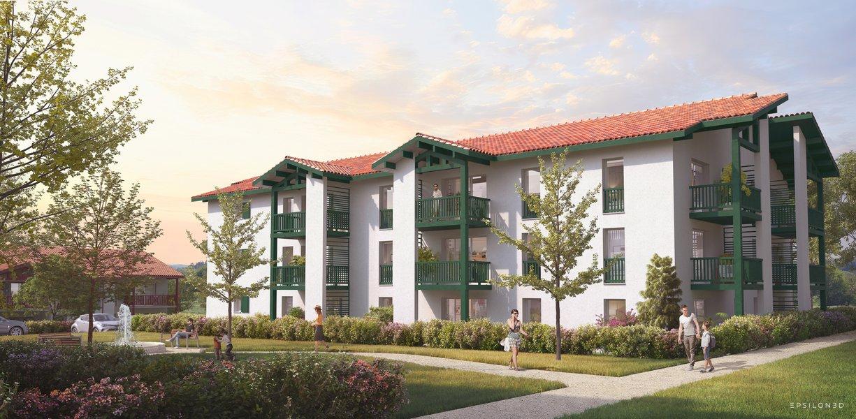 Appartements neufs Saint-palais - Ainara