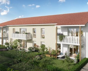 Appartements neufs Saint-loubès - Green Harmony