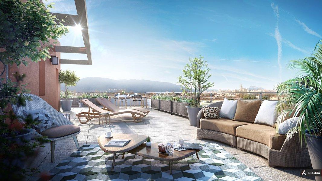 Maisons et appartements neufs Fréjus - My City