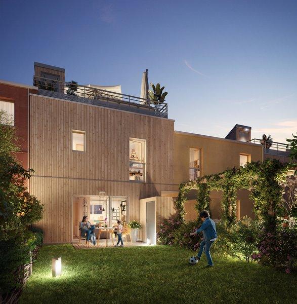 Maisons neuves Saint-laurent-du-var - Les Villas Du Parc