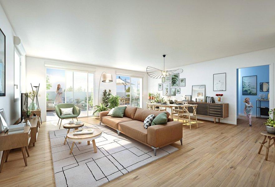 Appartements neufs Clermont-ferrand - Intimiste