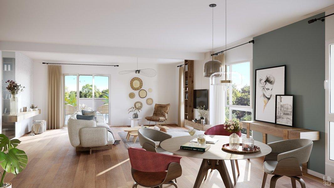Appartements neufs Clermont-ferrand - Resonance