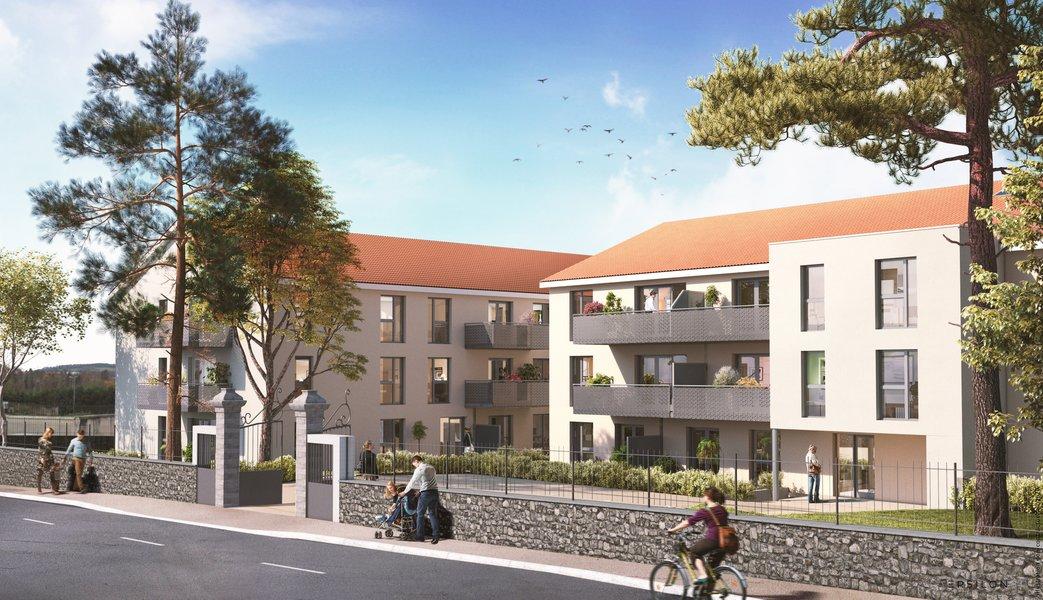 Appartements neufs Pont-évêque - Le Clos Sibille
