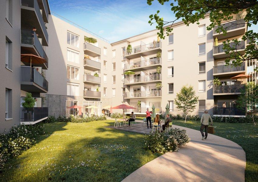 Appartements neufs Bourg-en-bresse - Marguerite