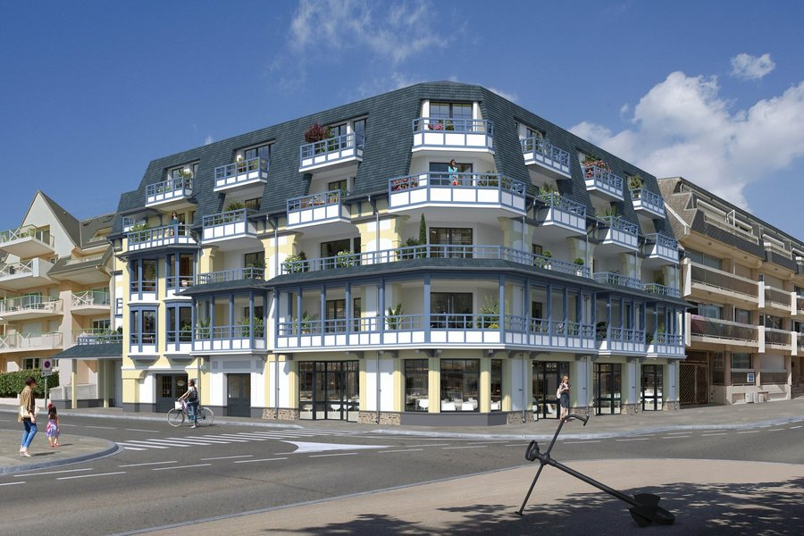 Appartements neufs Fort-mahon-plage - Grand Large