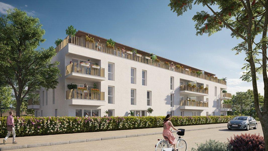 Appartements, maisons neufs Carbon-blanc - Le Clos Des Chênes Blancs