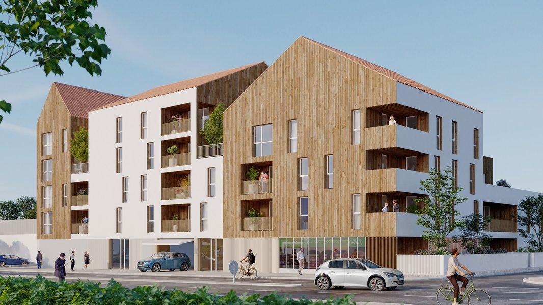 Appartements neufs Aytré - Strata