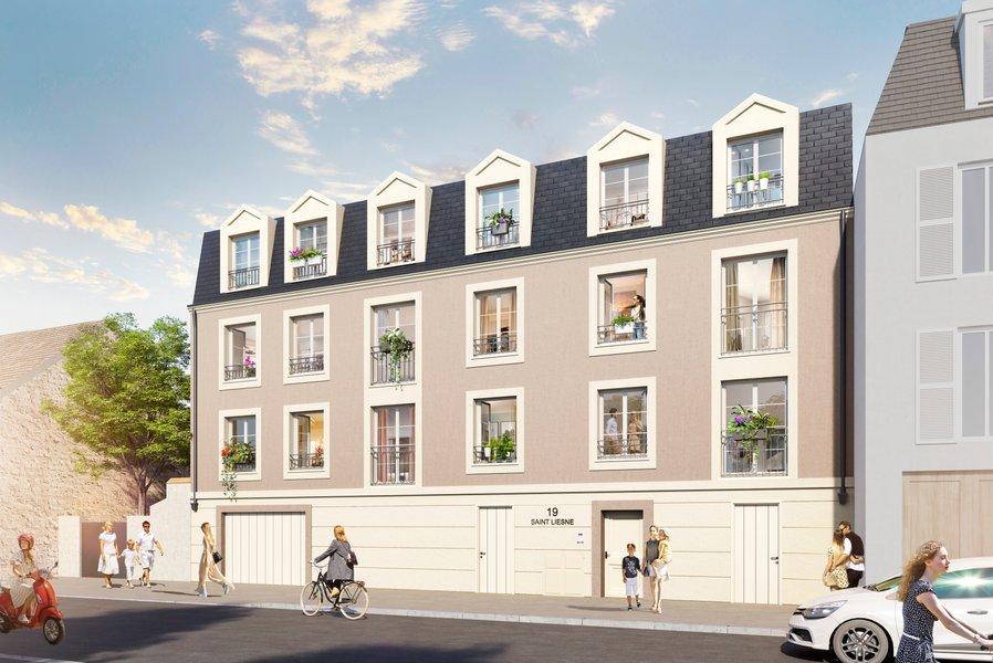 Appartements neufs Melun - Residence Saint Liesne
