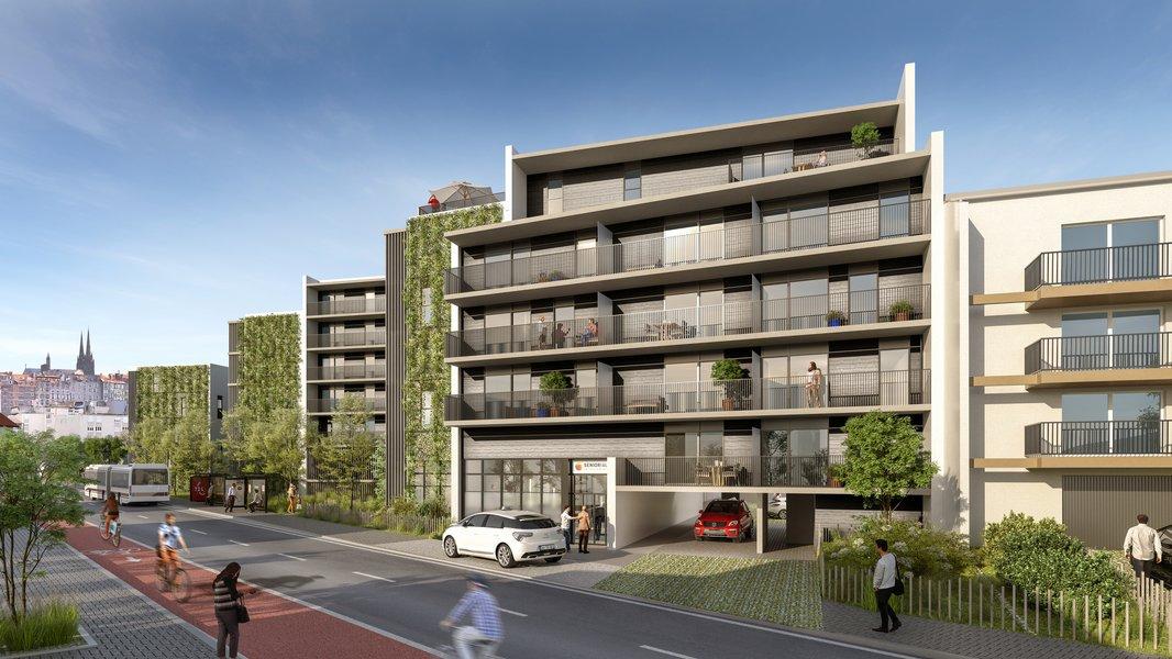 Appartements neufs Clermont-ferrand - Les Senioriales