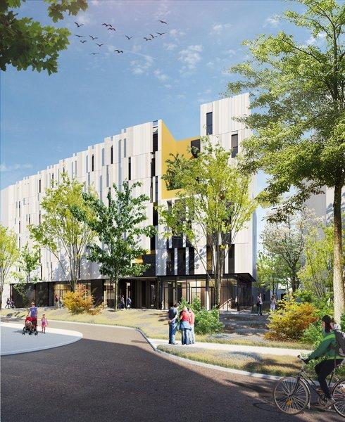 Appartements neufs Montpellier - Residence Etudiants Qi-etude