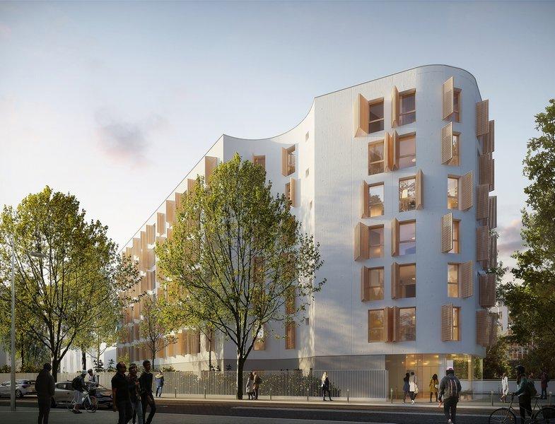 Appartements neufs Montpellier - Residence Etudiante Crea