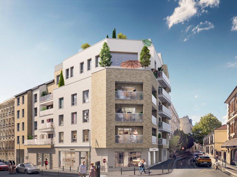 Logement neuf Nogent-sur-marne - 10-12 Rue Des Heros Nogentais