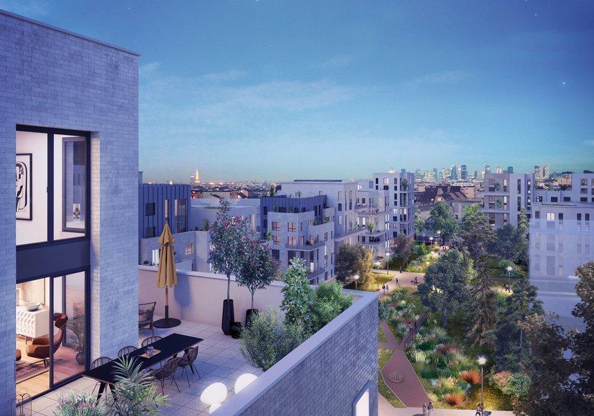 Appartements neufs Colombes - Ovation Magellan