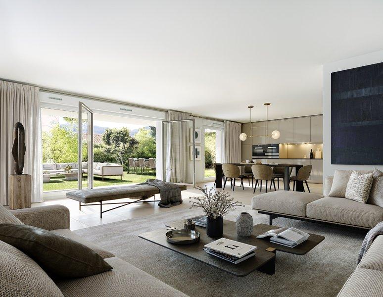 Appartements neufs Marseille - Vogue 8eme