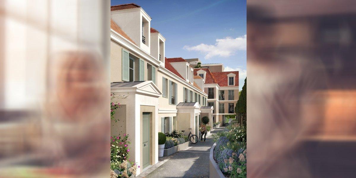 Appartement neuf Maisons-laffitte - Les Jardins D'albine
