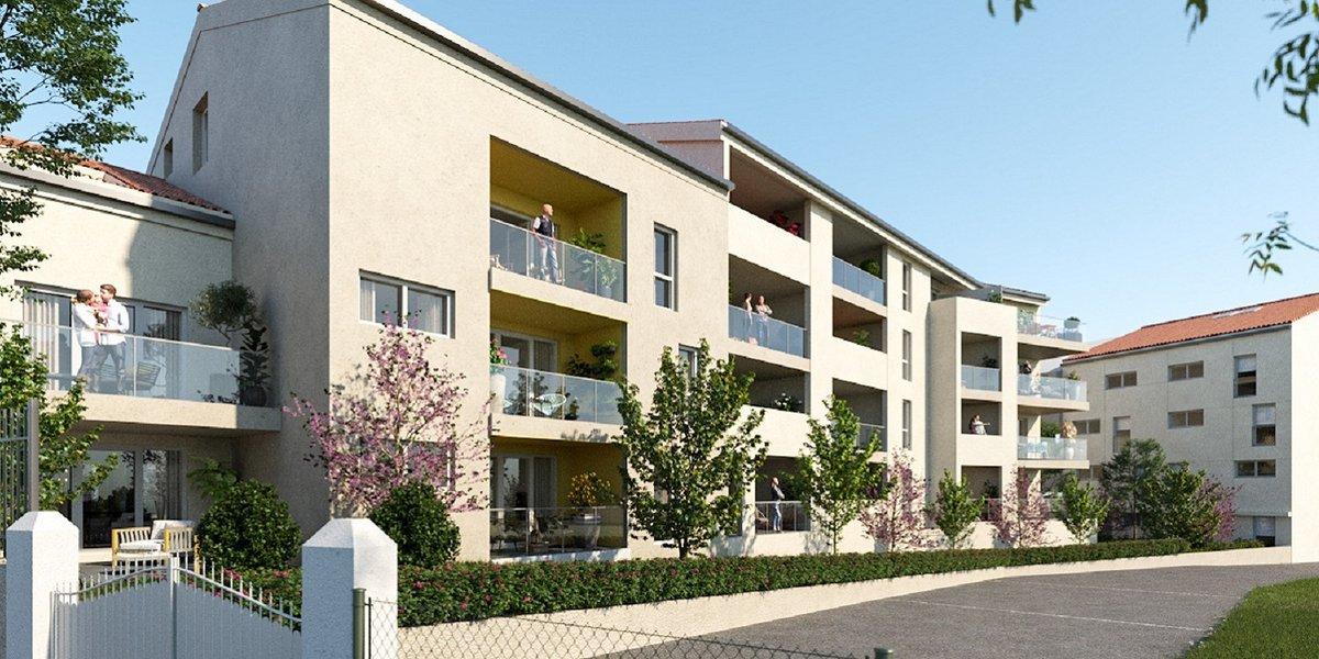 Appartements neufs Marseille - Le Hameau De Valentine