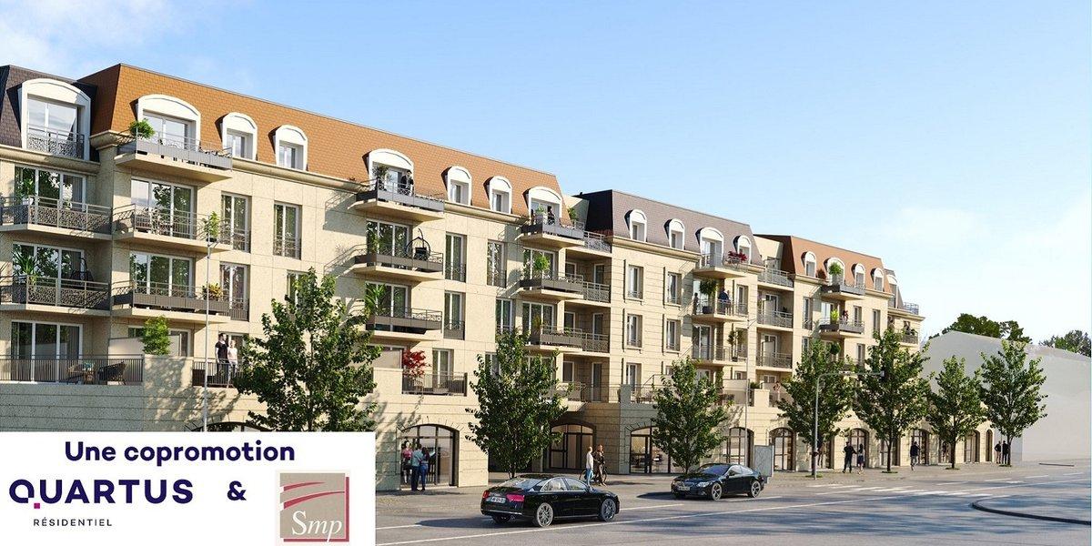 Appartements neufs Saint-fargeau-ponthierry - Les Arcades