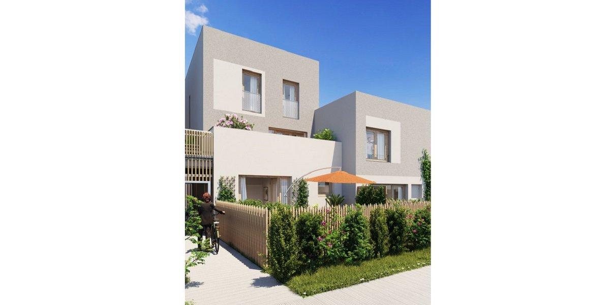 Appartements neufs Bussy-saint-georges - Agora Parc 2