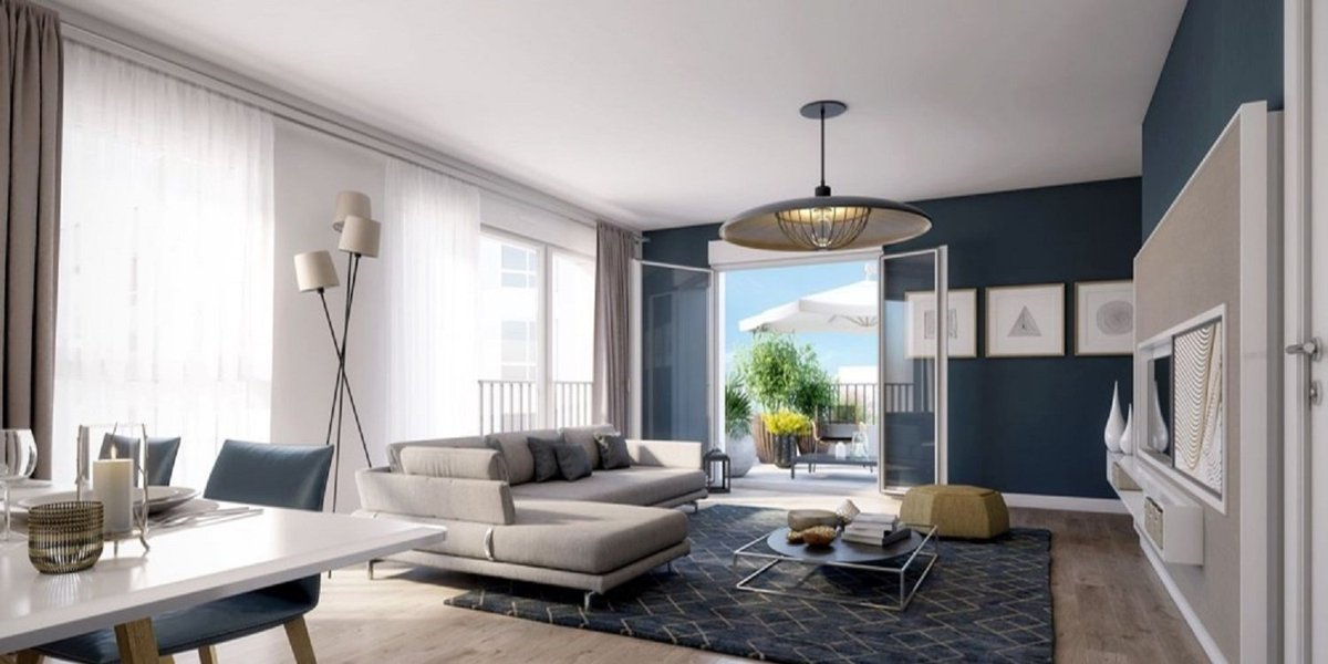 Appartements neufs Nantes - Triptiq