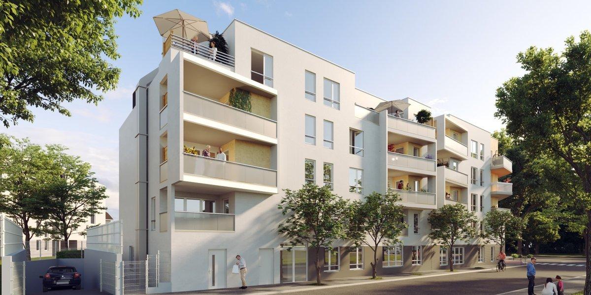 Appartement neuf Châtenay-malabry - Ubiq