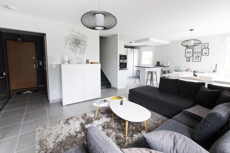 Maisons, appartements neufs Aureville - Les Carres Duo