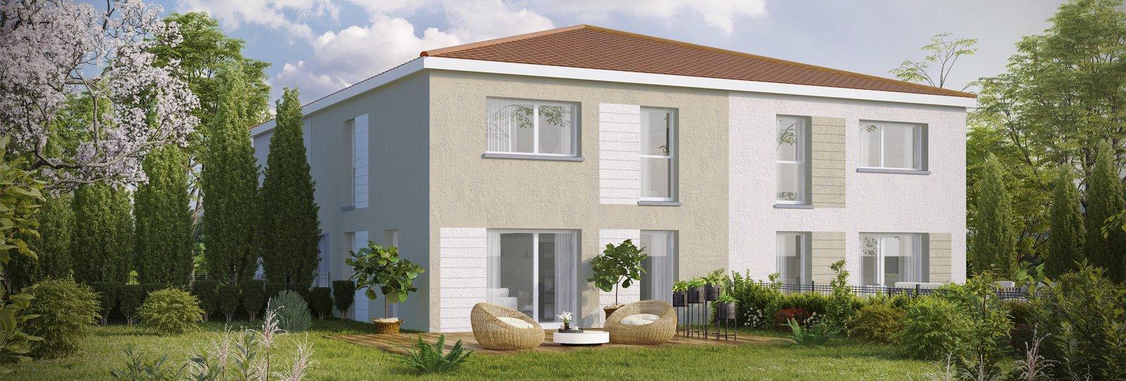 Maisons, appartements neufs Labastidette - Les Carres Horizon
