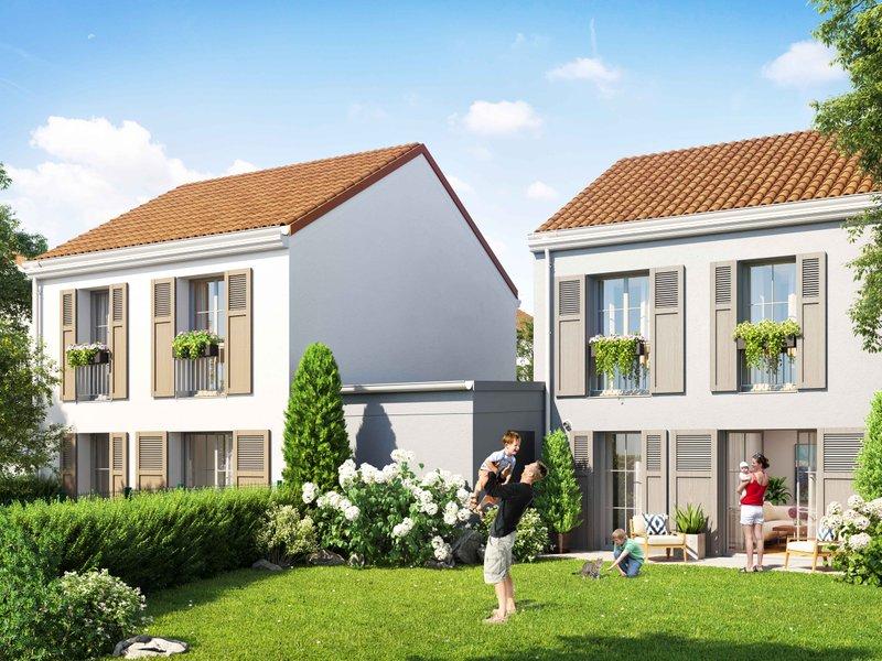 Appartements, maisons neufs Belloy-en-france - Le Clos Serena