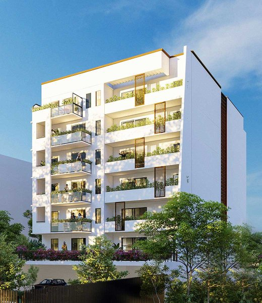 Appartements neufs Rosny-sous-bois - Le Clos Bel Air