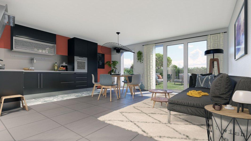 Maisons neuves Le Bouscat - Le Swing