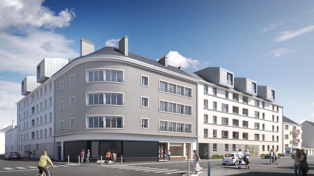 Appartements neufs Saint-nazaire - Le Jardin De Maudes