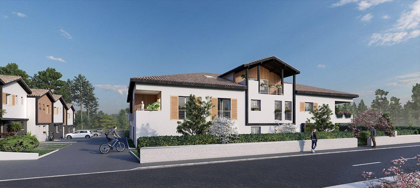 Maisons, appartements neufs Ondres - Domaine De Castaings