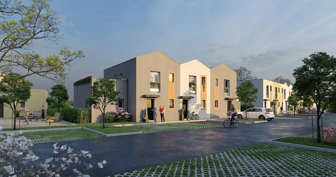 Maison neuve Vaux-sur-mer - Terre D'embruns