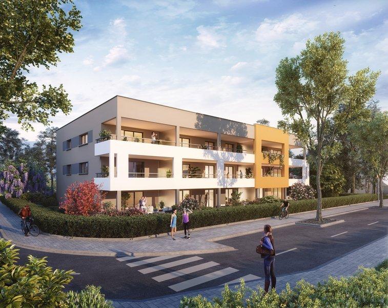 Appartements neufs Cernay - Flore