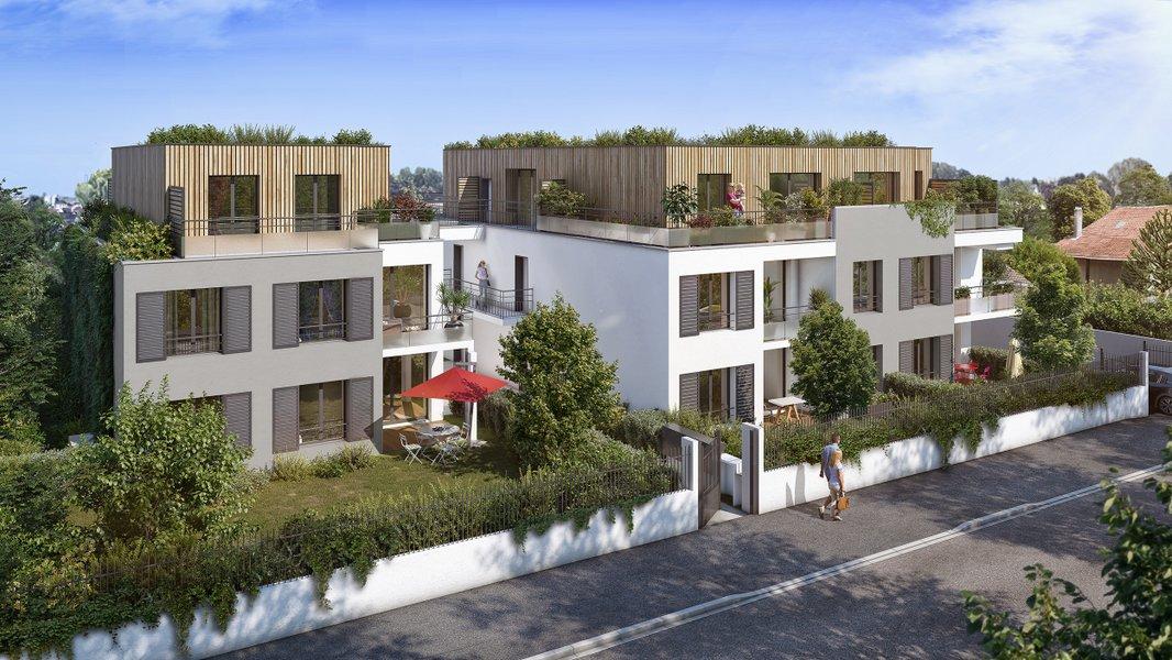 Appartements neufs Livry-gargan - Green Harmony