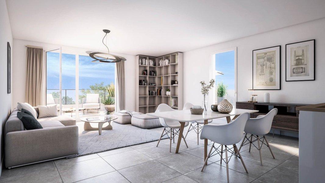 Appartements neufs Limonest - Trilogie