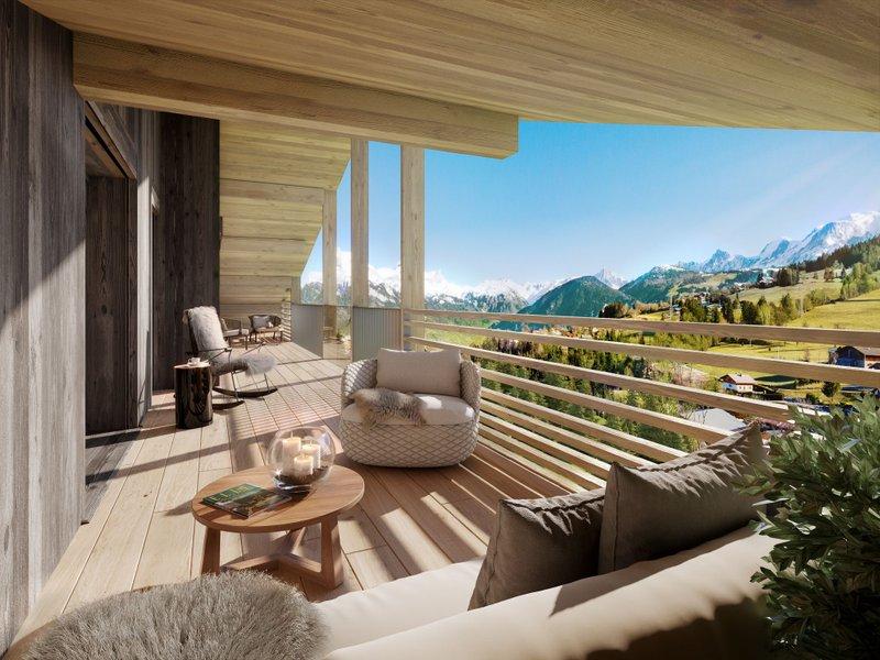 Appartements neufs Combloux - Pure Mont Blanc