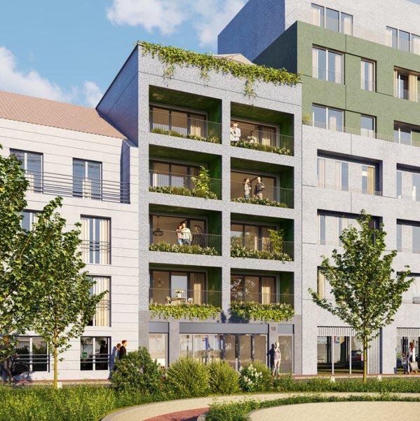 Appartement neuf Asnières-sur-seine - Le 18
