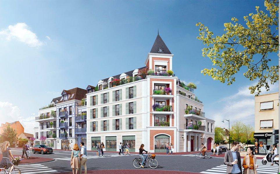 Appartements neufs Le Blanc-mesnil - Villa Voie Romaine
