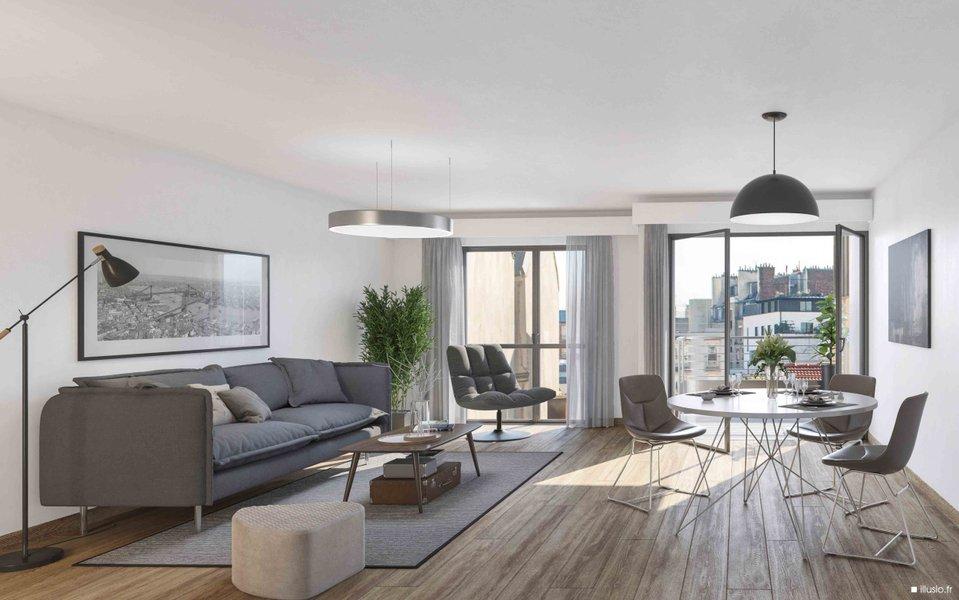 Appartements neufs Paris - Villa Comedia