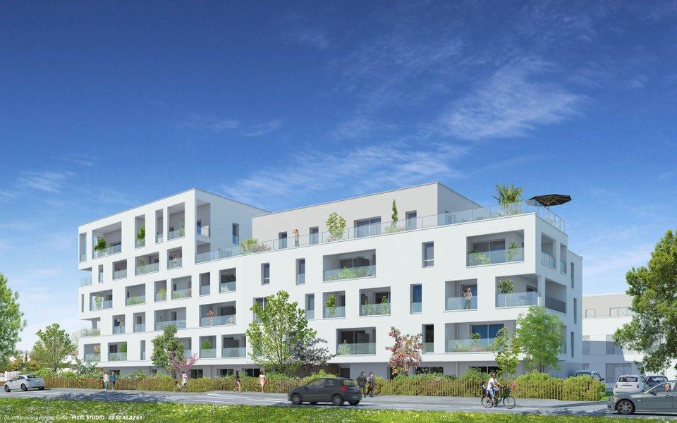Appartement neuf Saint-nazaire - Résidence Coté A