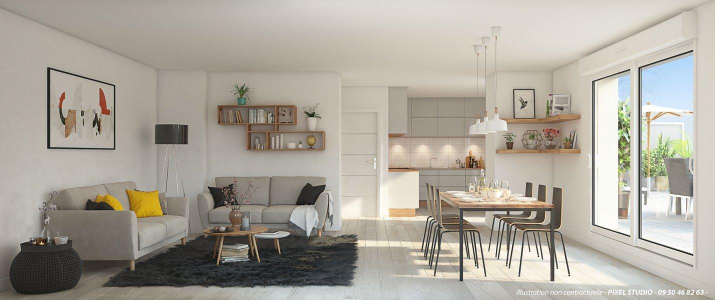Appartements neufs Vannes - Résidence Nominoe