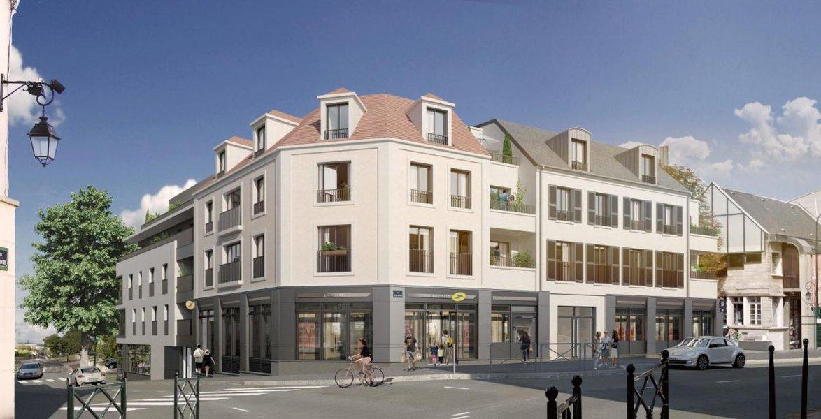 Appartements neufs Sucy-en-brie - Le Clos Sévigné