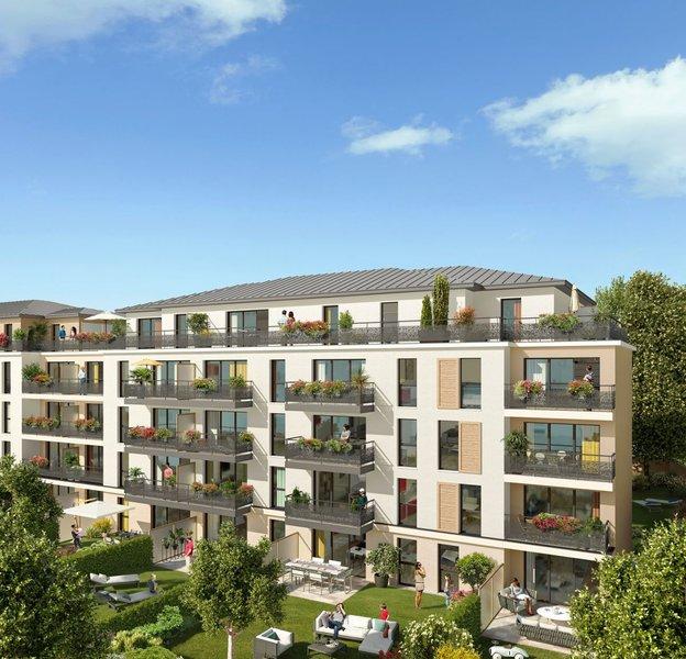 Appartement neuf Le Plessis-trévise - Osmose