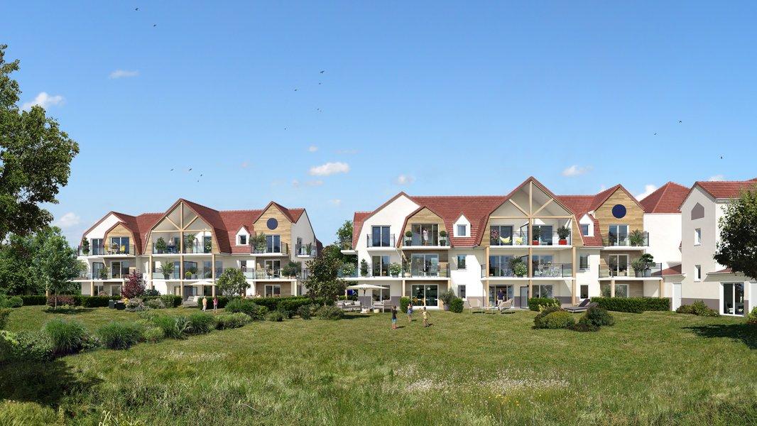 Appartements neufs étaples - Les Terrasses De La Baie