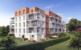 Appartements neufs Quesnoy-sur-deûle - Côté Rive