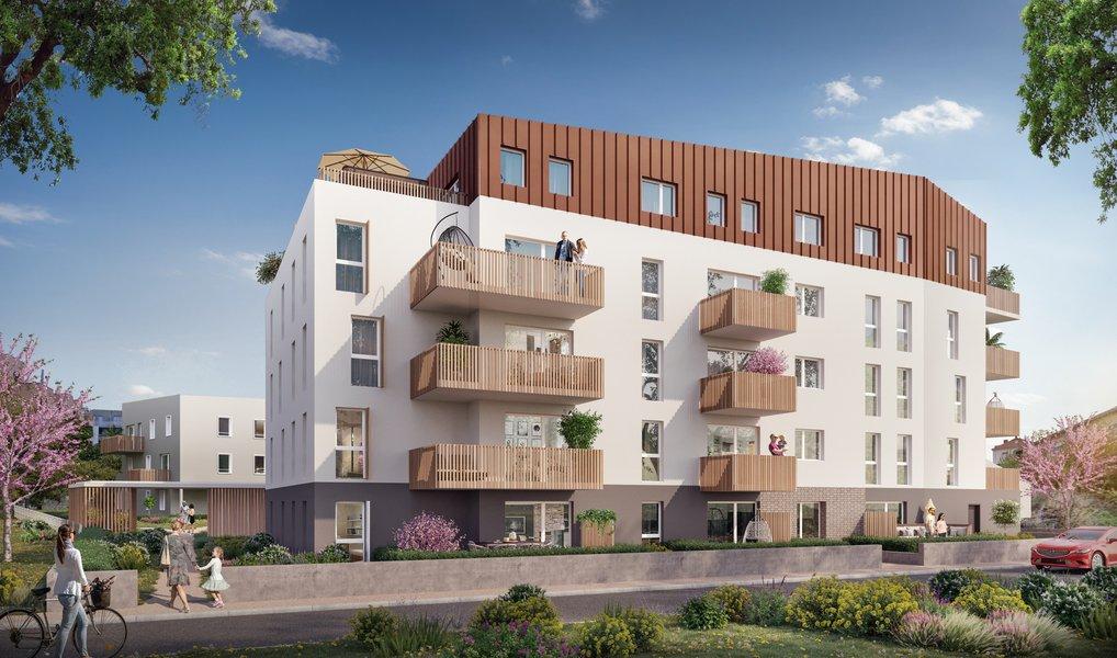 Appartements neufs Vandoeuvre-lès-nancy - Cap Maria