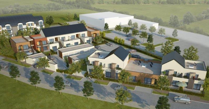 Appartements, maisons neufs Fleurey-sur-ouche - Residencer Insula