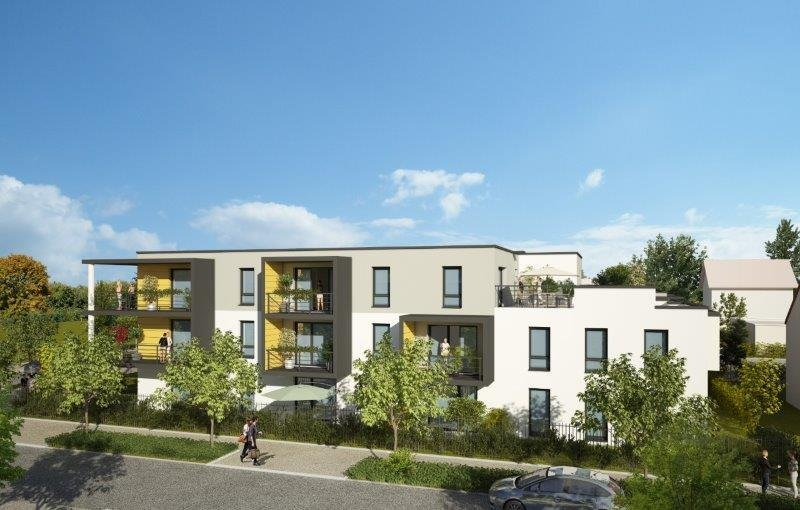 Maisons, appartements neufs Marcilly-sur-tille - Le Clos Des 3 Rivieres